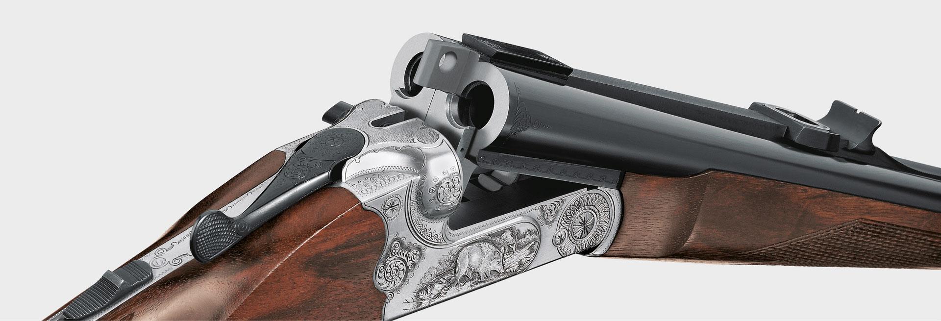 Merkel Gewehre Doppelbüchsen
