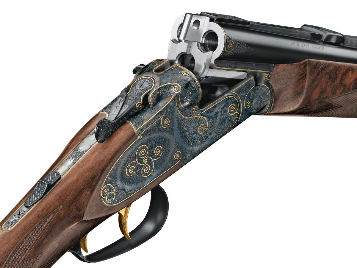 Why gun barrels are rifled